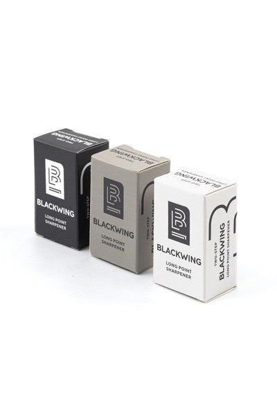 Blackwing Two-Step Long Point Pencil Sharpeners
