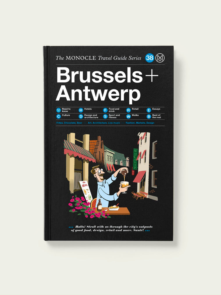 The Monocle Travel Guide No. 38 Brussels & Antwerp