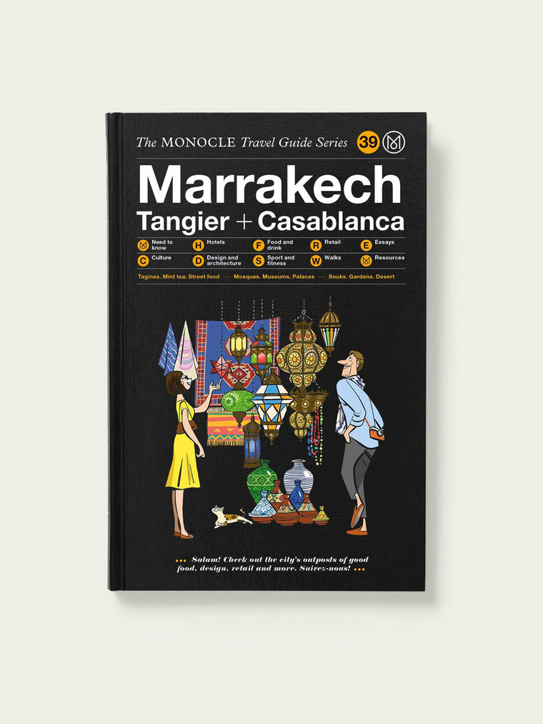 The Monocle Travel Guide No. 39 Marrakech, Tangier & Casablanca