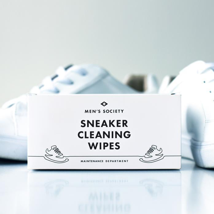 Sneaker Cleaning Wipes. Compendium Design Store, Fremantle. AfterPay, ZipPay accepted.