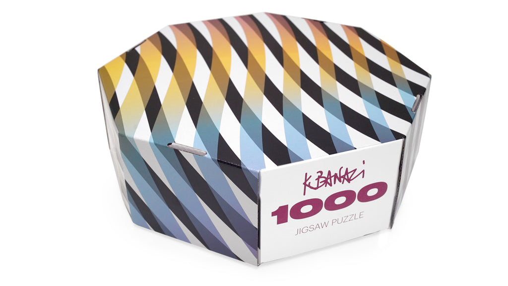 Kate Banazi Artists' Edition 1000 Piece Puzzle. Compendium Design Store, Fremantle. AfterPay, ZipPay accepted.