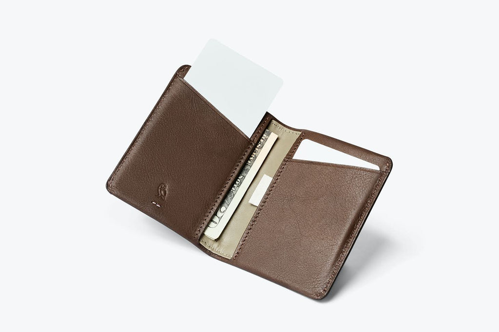 Bellroy Slim Sleeve Premium Edition Wallet. Compendium Design Store, Fremantle. AfterPay, ZipPay accepted.