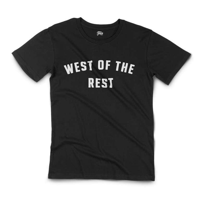 Freo Goods Co 'West Of The Rest' Organic Tee · Mens