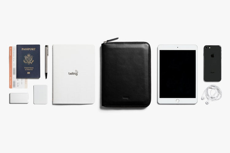Bellroy Leather Compendium Work Folio A5. Bellroy. Compendium Design Store. AfterPay, ZipPay accepted.