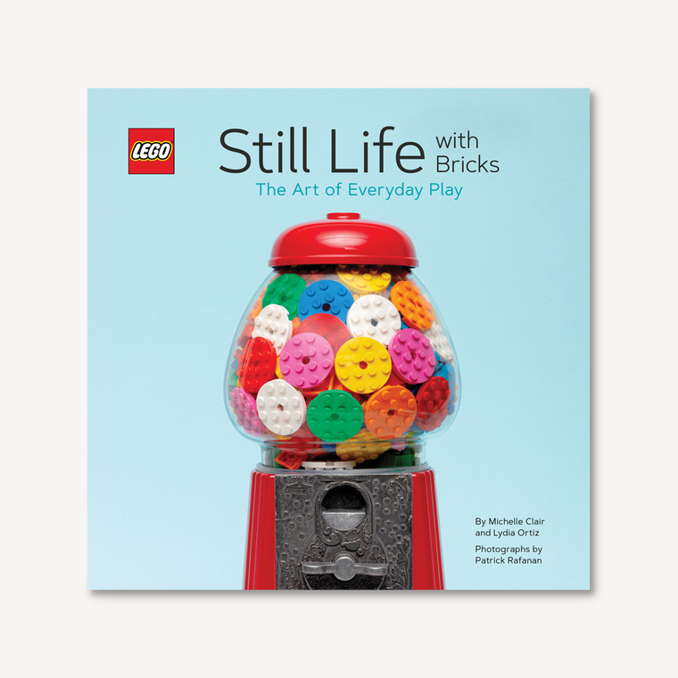 Lego Still Life with Bricks