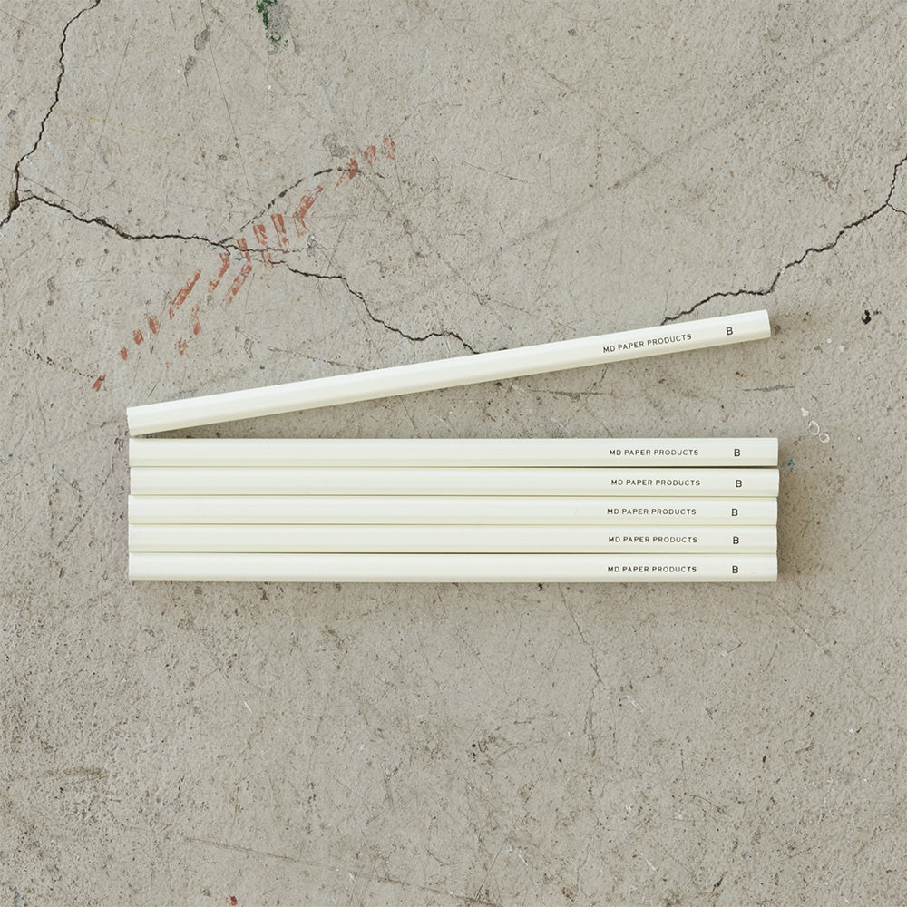 MD Pencils (B) Pack of 6. Midori Japan. Compendium Design Store. AfterPay, ZipPay accepted.