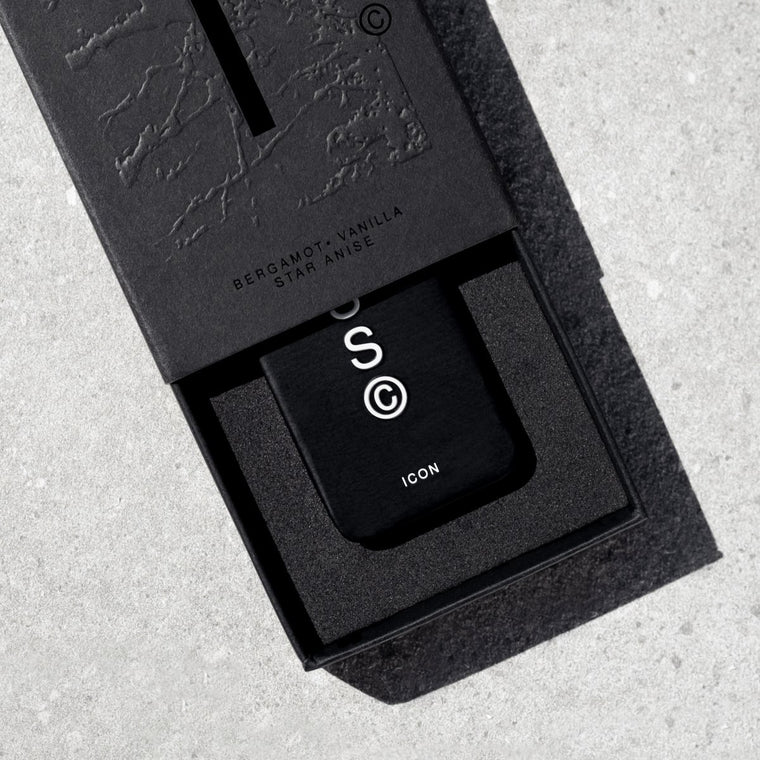 Solid State Cologne - Black Edition · Icon