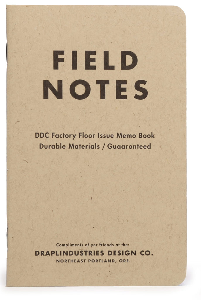 Field Notes Notebooks Tenth Anniversary Edition · 3-Pack (Graph paper). Compendium Design Store, Fremantle. AfterPay, ZipPay accepted.