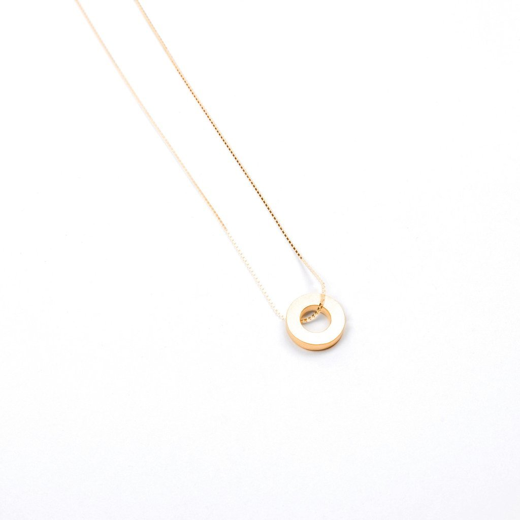 Tom Pigeon Béton Series Pendant Necklace · Gold. Tom Pigeon. Compendium Design Store. AfterPay, ZipPay accepted.