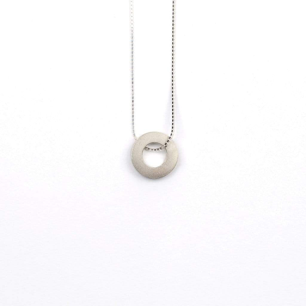 Tom Pigeon Béton Series Pendant Necklace · Solid Silver. Tom Pigeon. Compendium Design Store. AfterPay, ZipPay accepted.