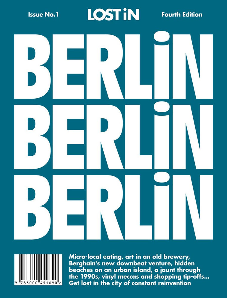 Lost In Berlin City Guide (Fourth Edition)