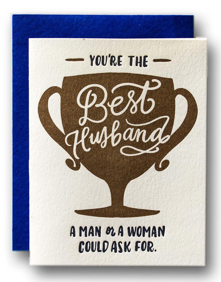 You're The Best Husband A Man Or A Woman Could Ask For