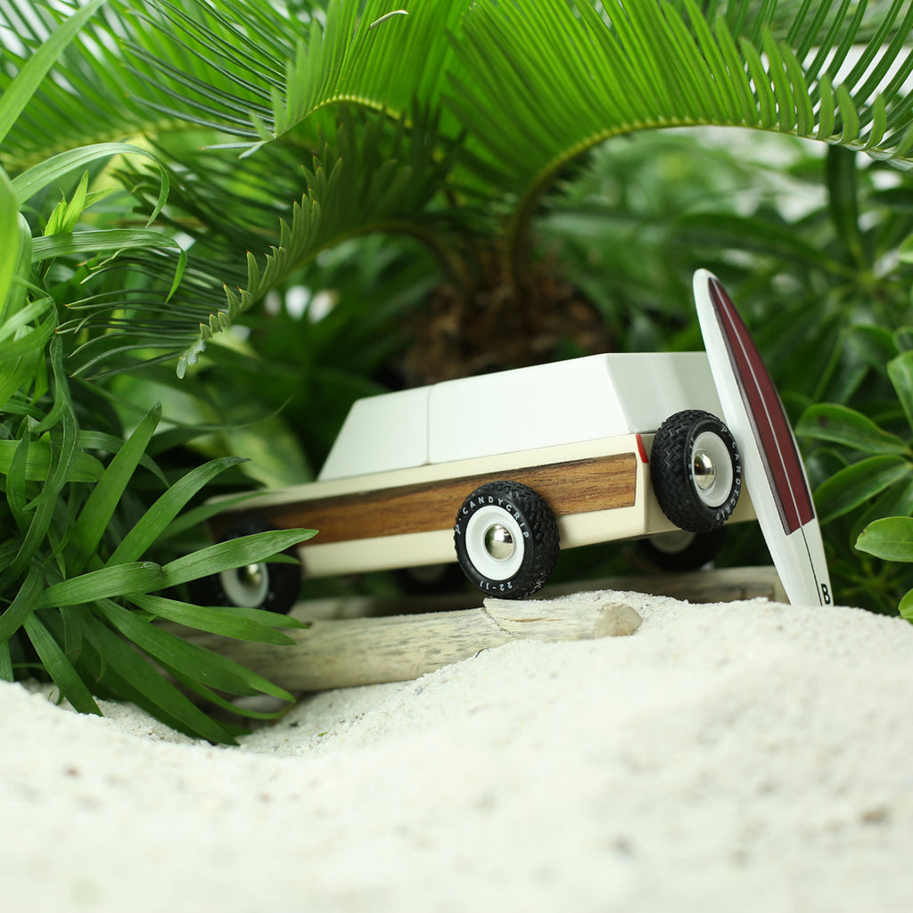 Candylab 'Pioneer Yucatan' Wood Toy Car