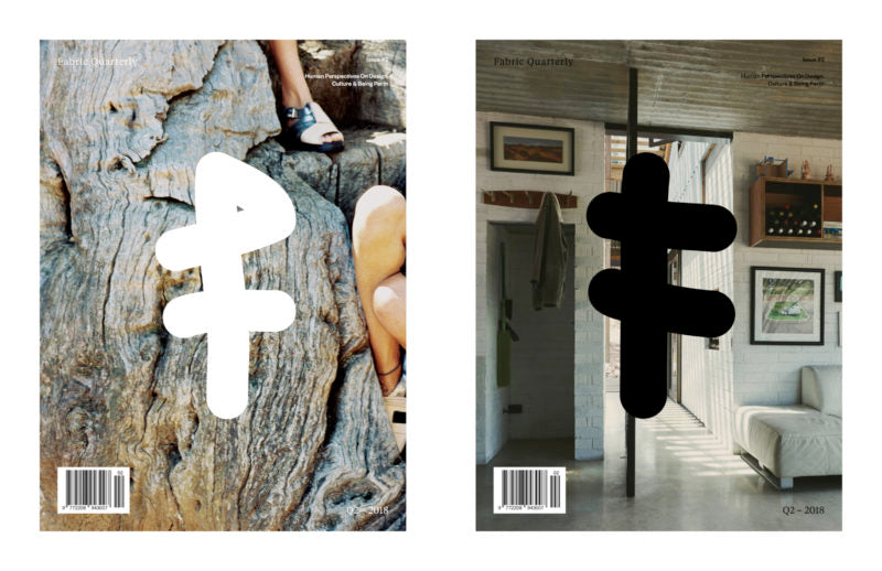 Fabric Quarterly Magazine Issue 2. Compendium Design Store, Fremantle. AfterPay, ZipPay accepted.