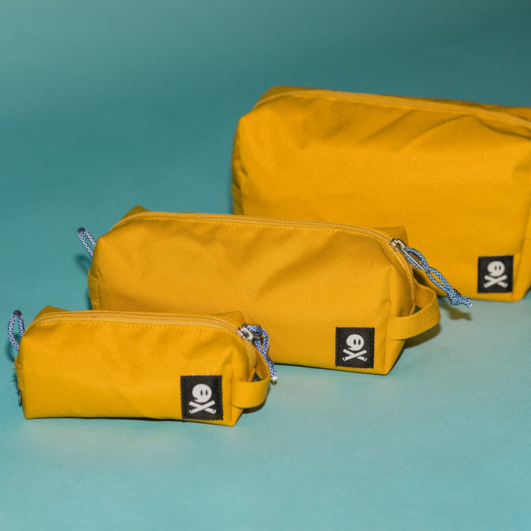 Ghost Outdoors Dopp Kits · Set of 3