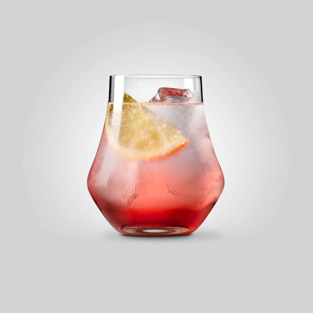 Gin Glass by Denver Liely. Compendium Design Store, Fremantle. AfterPay, ZipPay accepted.