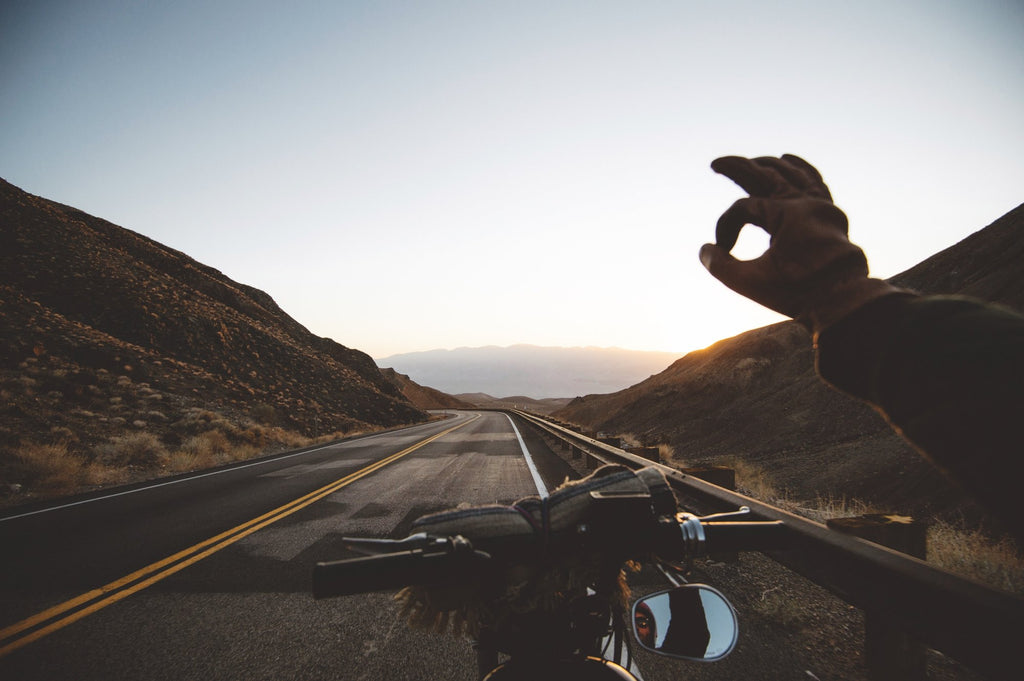 Ride Out! Motorcycle Road Trips and Adventures
