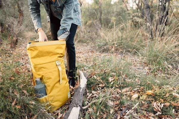 Ghost Outdoors The Ultimate Ochre Rucksack. Ghost Outdoors. Compendium Design Store. AfterPay, ZipPay accepted.