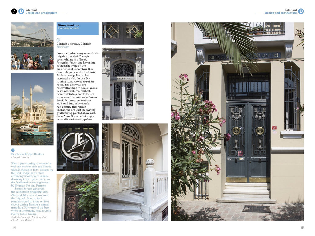 The Monocle Travel Guide No. 07 Istanbul. Compendium Design Store, Fremantle. AfterPay, ZipPay accepted.
