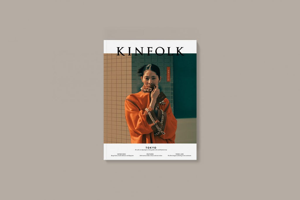 Kinfolk Issue Thirty Two