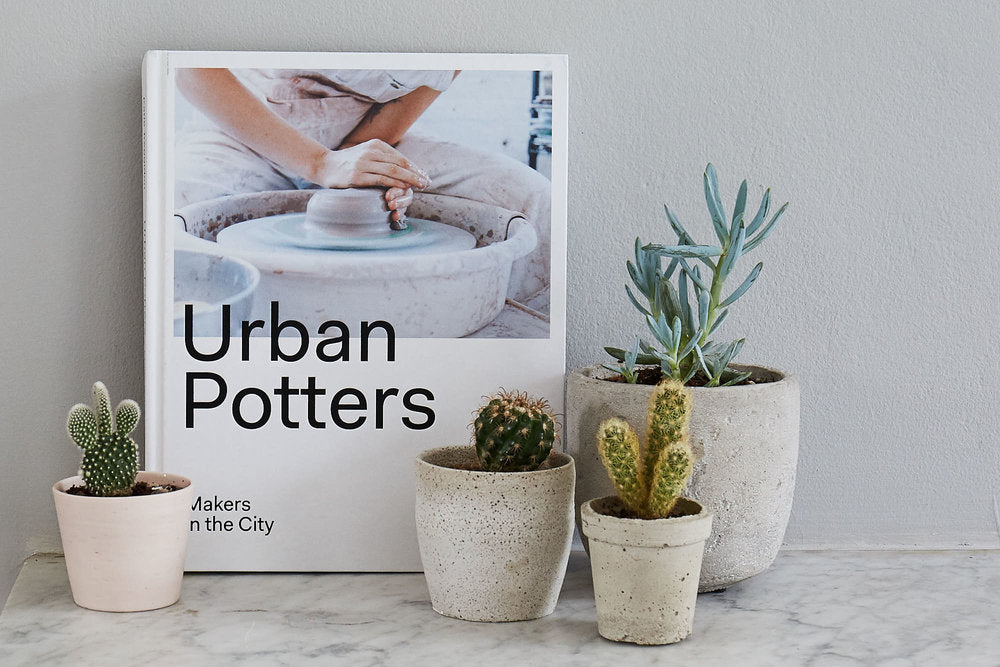 Urban Potters: Makers In The City. Thames & Hudson. Compendium Design Store. AfterPay, ZipPay accepted.