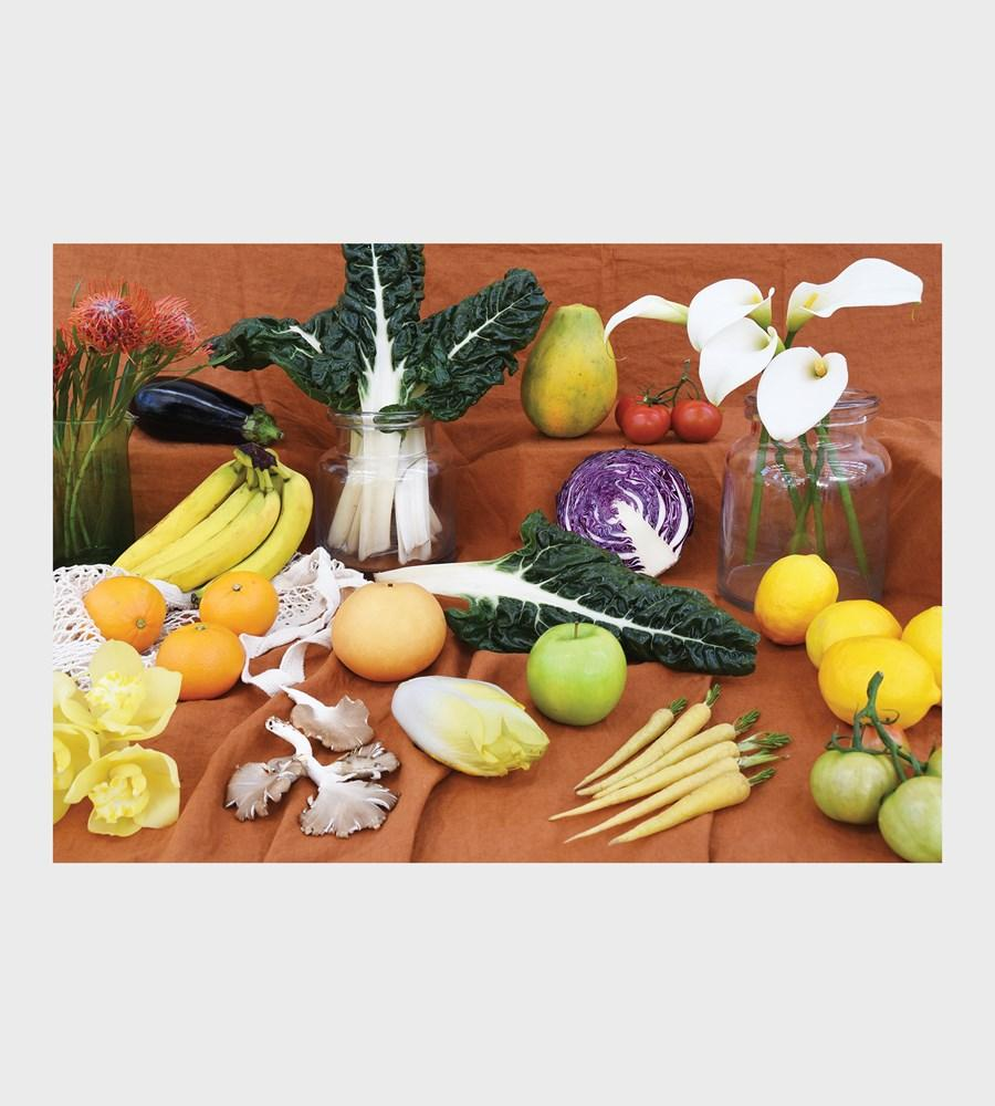Fruit & Vege 1000 Piece Puzzle. Compendium Design Store, Fremantle. AfterPay, ZipPay accepted.