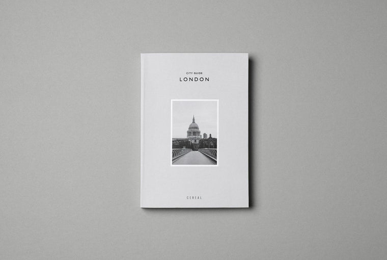 Cereal City Guide to London