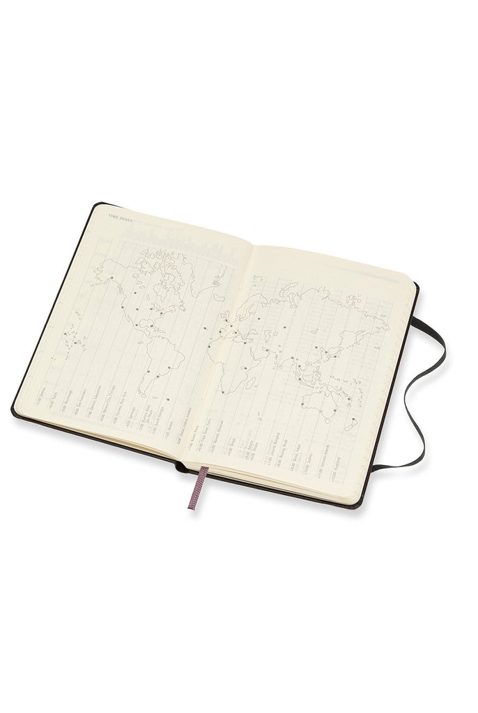 Moleskine 2020 Diary Weekly Notebook Pocket Hardcover Black. Compendium Design Store, Fremantle. AfterPay, ZipPay accepted.