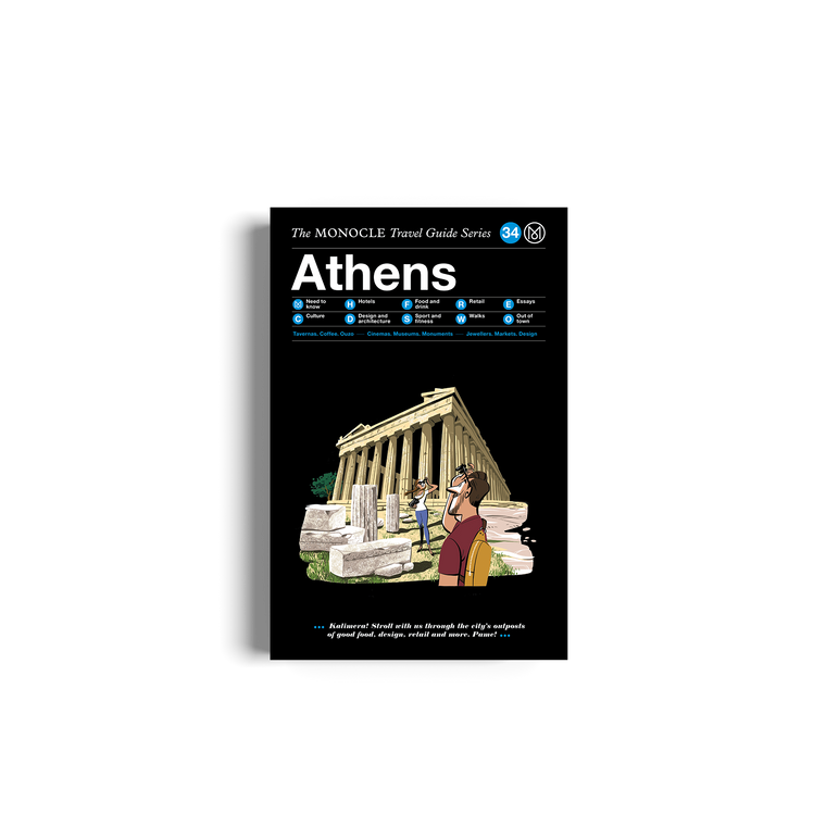 The Monocle Travel Guide No. 34 Athens