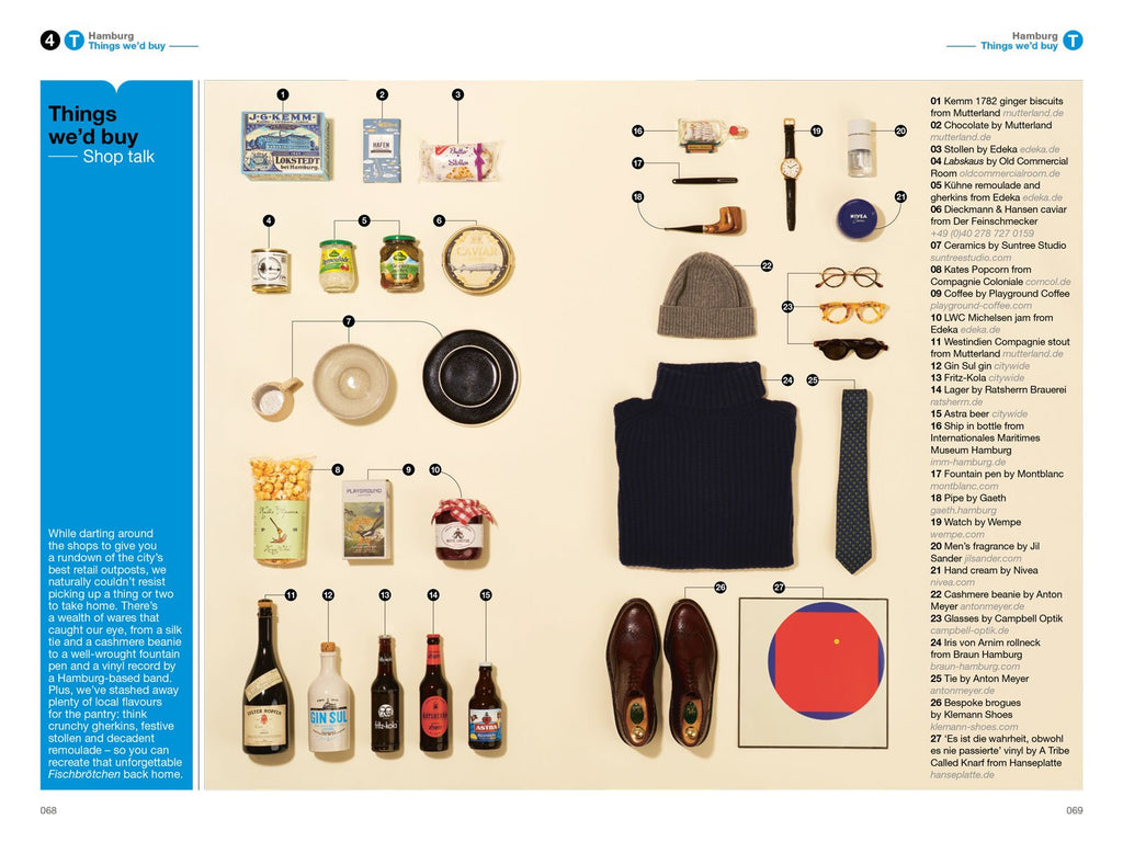 The Monocle Travel Guide No. 36 Hamburg