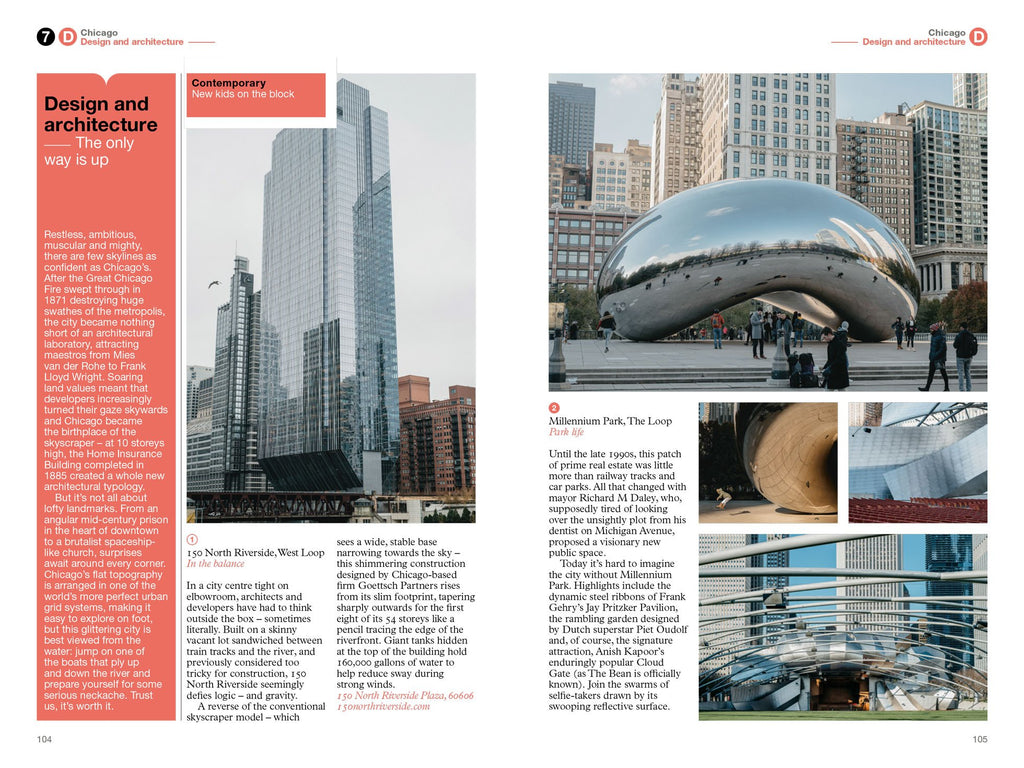 The Monocle Travel Guide No. 37 Chicago