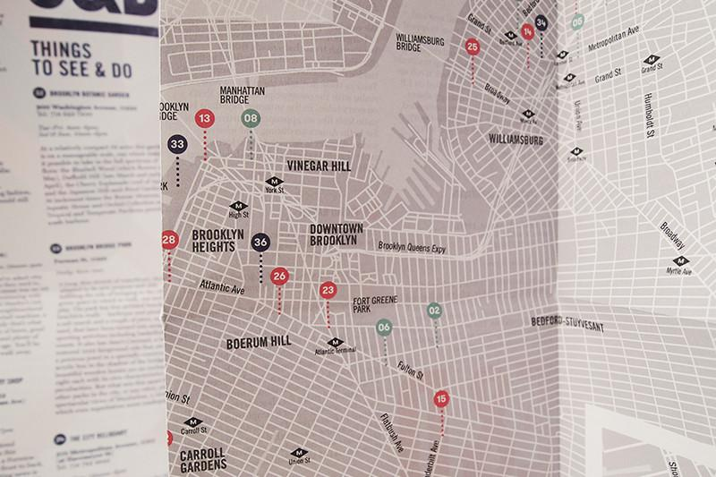 Brooklyn: 43 Reasons Why. City Guide & Map by Herb Lester. Herb Lester. Compendium Design Store. AfterPay, ZipPay accepted.