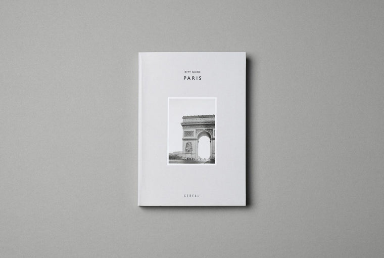 Cereal City Guide to Paris