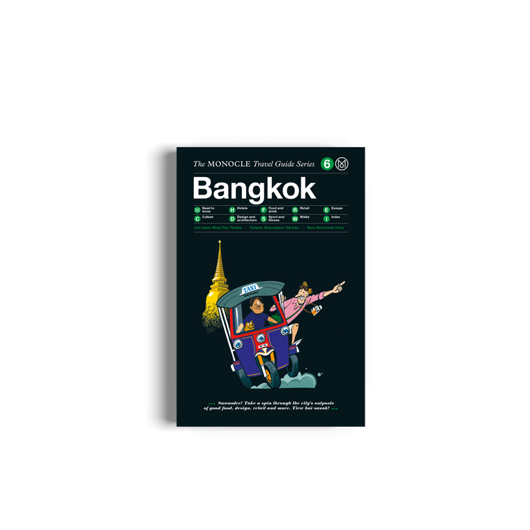 The Monocle Travel Guide No. 06 Bangkok