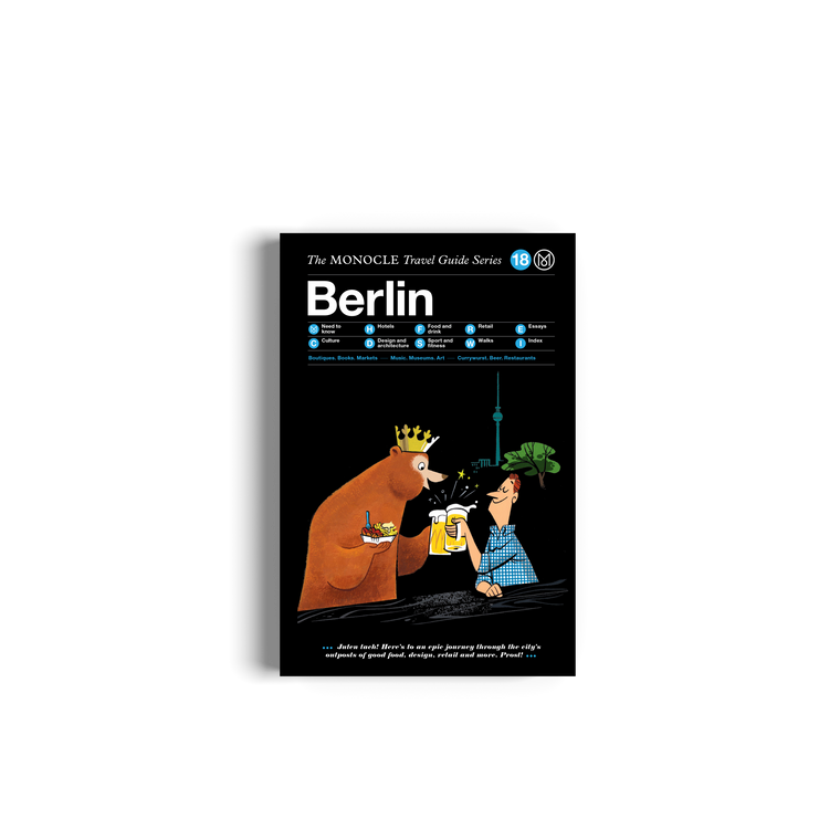 The Monocle Travel Guide No. 18 Berlin