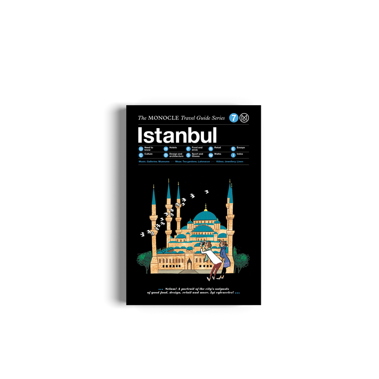 The Monocle Travel Guide No. 07 Istanbul