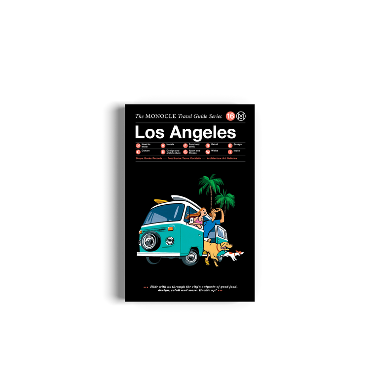 The Monocle Travel Guide No. 16 Los Angeles