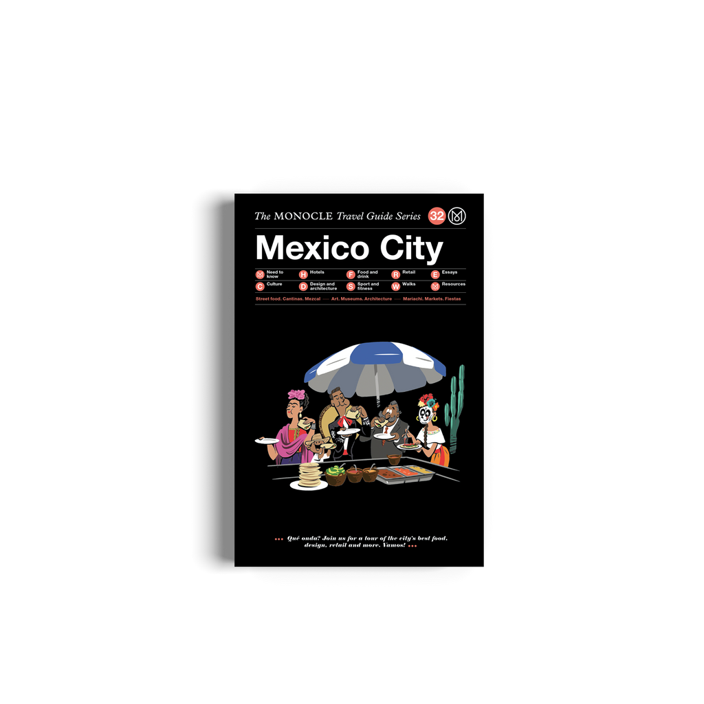 The Monocle Travel Guide No. 32 Mexico City. Compendium Design Store, Fremantle. AfterPay, ZipPay accepted.
