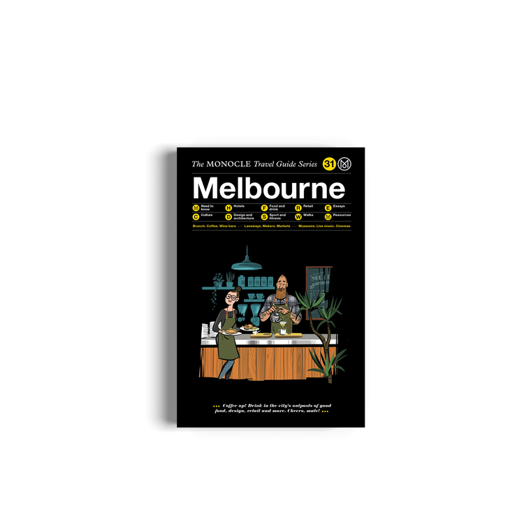 The Monocle Travel Guide No. 31 Melbourne