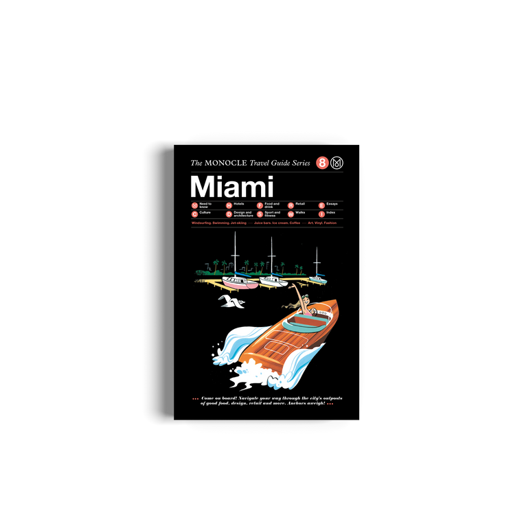 The Monocle Travel Guide No. 08 Miami