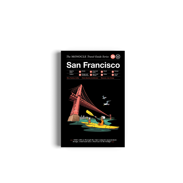 The Monocle Travel Guide No. 26 San Francisco