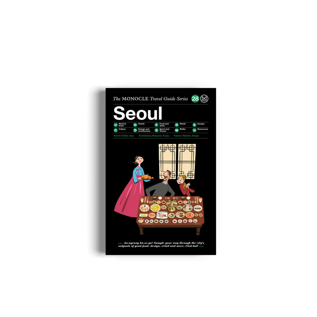 The Monocle Travel Guide No. 28 Seoul. Compendium Design Store, Fremantle. AfterPay, ZipPay accepted.