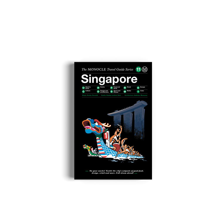 The Monocle Travel Guide No. 11 Singapore