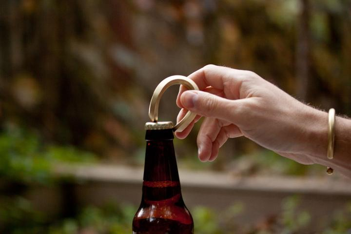 Trophy Bottle Opener. Craighill. Compendium Design Store. AfterPay, ZipPay accepted.