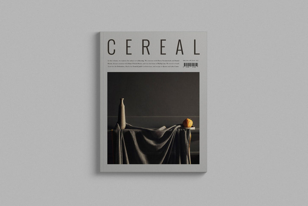 Cereal · Volume 16