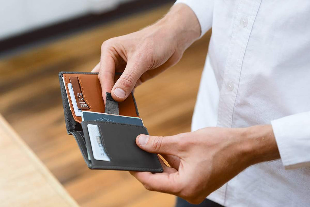 Bellroy Note Sleeve wallet. Bellroy. Compendium Design Store. AfterPay, ZipPay accepted.