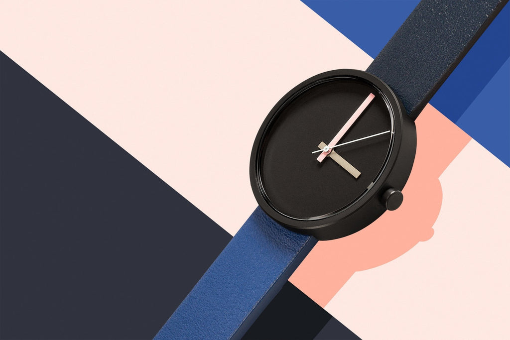 Aark Collective General Aark Collective Multi Midnight unisex watch