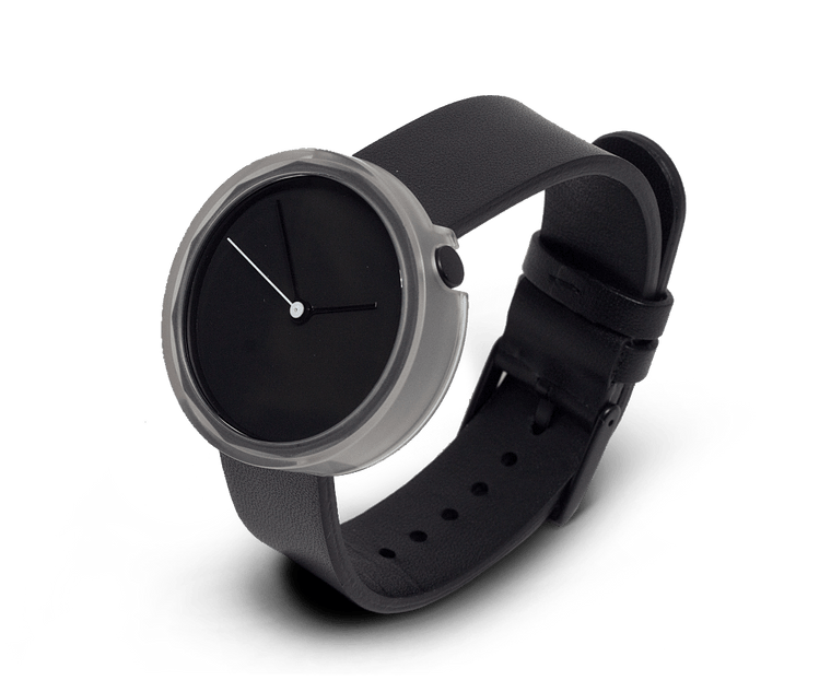Prism watch in Black by AARK Collective