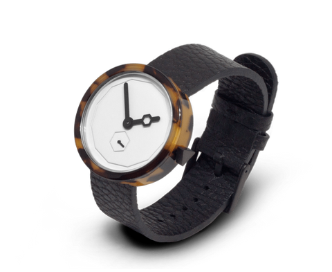 Aark Collective Watches Aark Collective Classic Tortoise Shell unisex watch