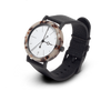 Aark Collective Watches Aark Collective Shell watch in White